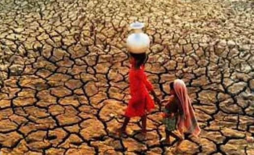 sequía Africa